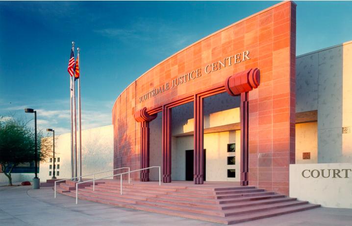 Scottsdale Criminal Defense Lawyer - Scottsdale City Courthouse